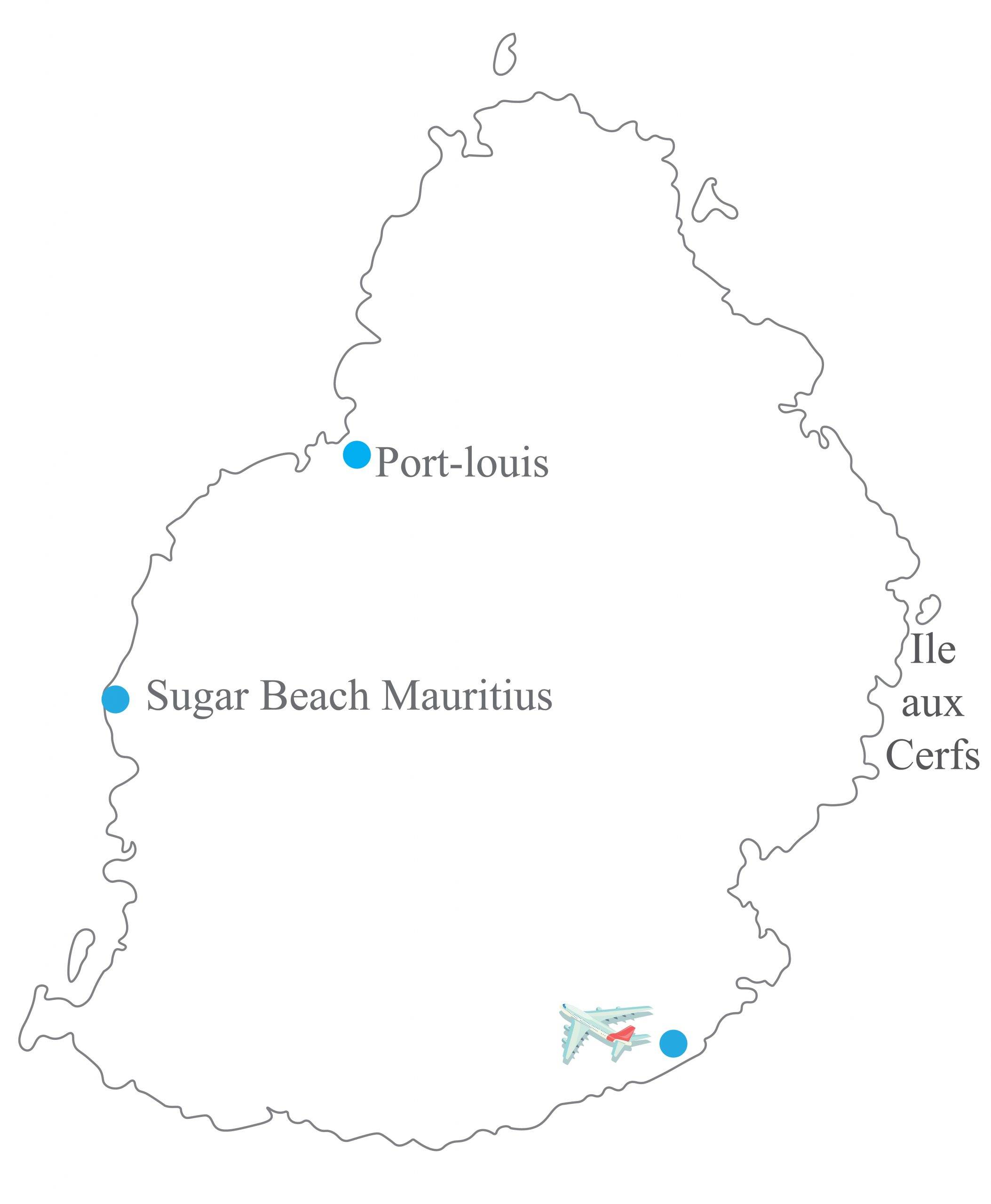 Sugar Beach Sun Resort Mauritius