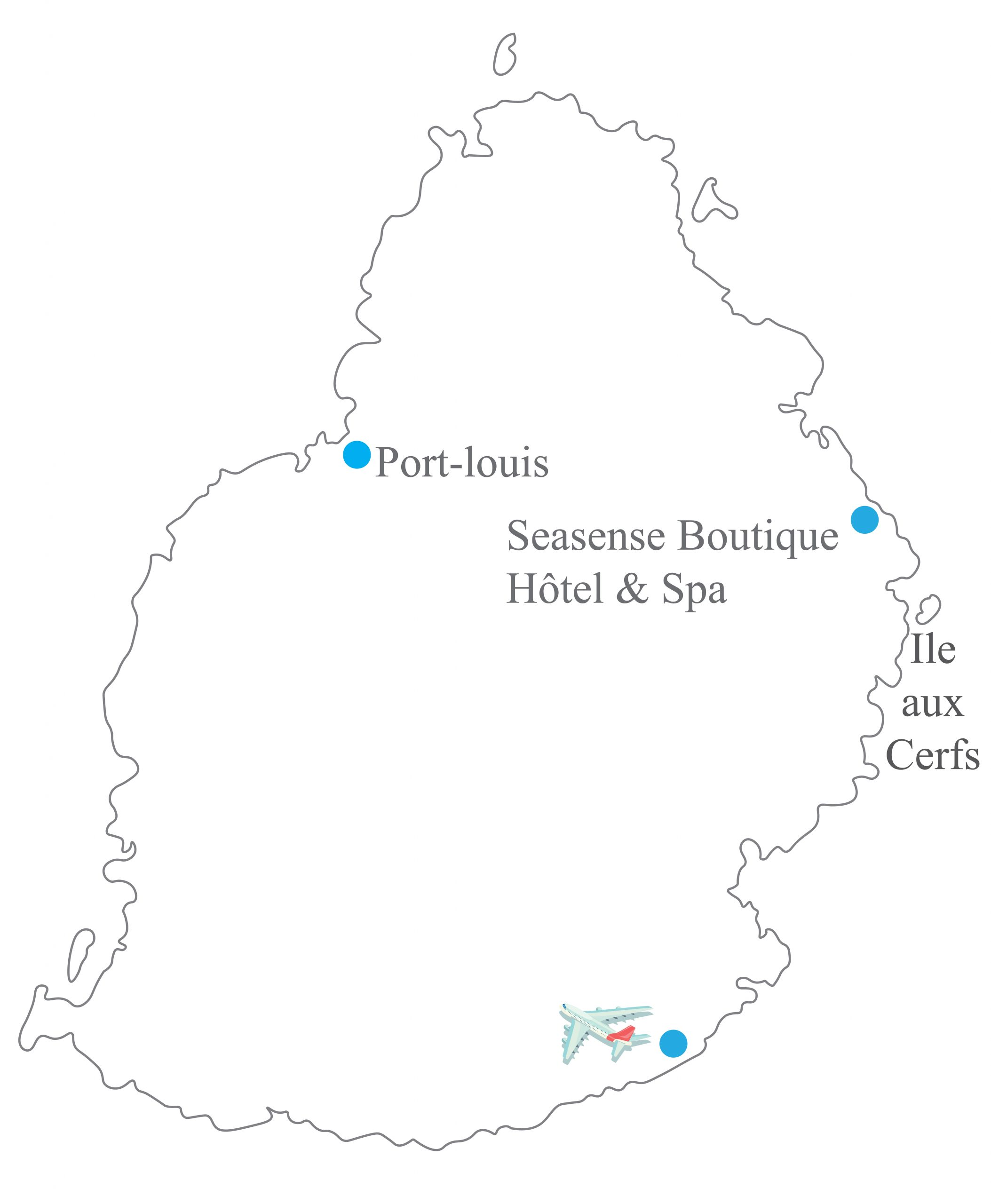 Seasense Boutique Hôtel Mauritius
