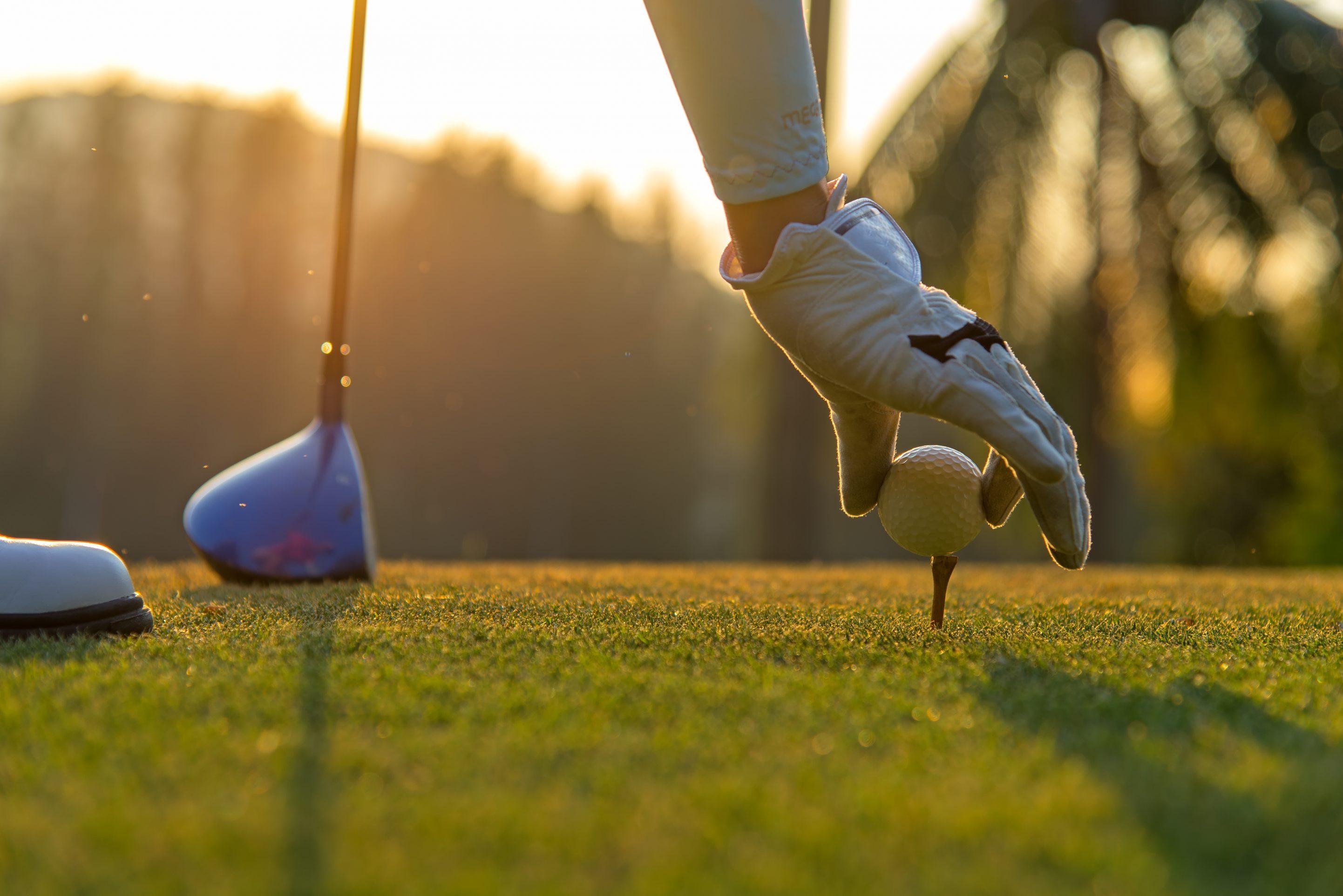 Golf ile maurice